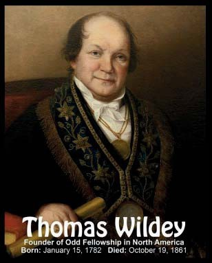 Thomas Wildey